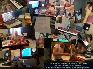Fatabien en studio