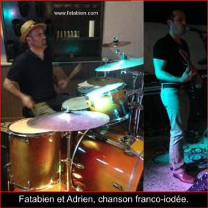 Fatabien et Adrien - Chanson franco-iodee